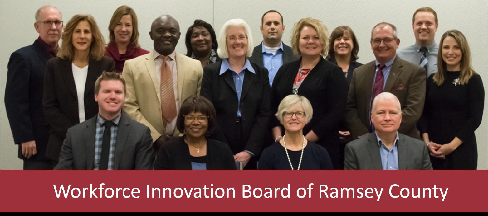 Workforce Innovation Board of Ramsey County