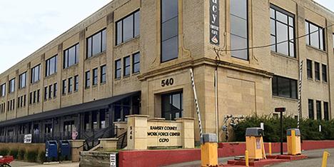 Saint Paul WorkForce Center