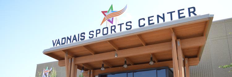 Vadnais Sports Center exterior