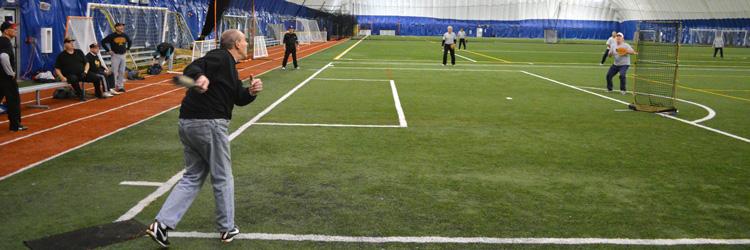 Softball at Vadnais Sports Center