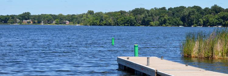Snail Lake boat launch