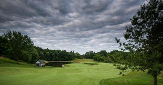 Keller Golf Course, photo credit: David A. Parker