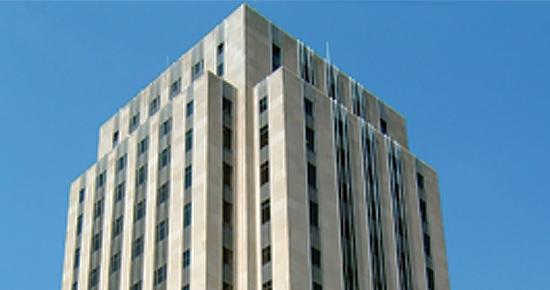 Ramsey County building